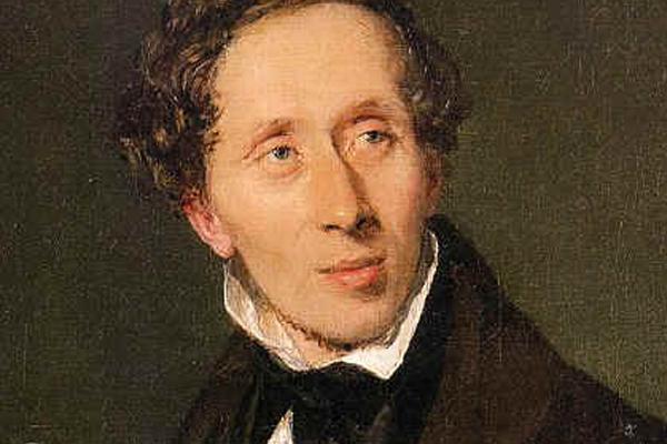 """Han Chritian Andersen, o escritor do conto """"Soldadinho de Chumbo"""""""