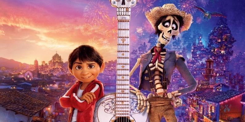 Miguel (esquerda) e Héctor (direita)