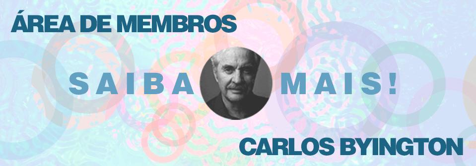 Área de membros - Carlos Byington - psicologia simbólica junguiana