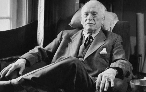 Carl Jung - para o texto Pós-Graduação em Psicologia Junguiana